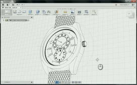 Switching Appearance From Shaded To Wireframe In Fusion 360 Fusion 360 Autodesk Knowledge Network