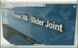 Fusion 360 - Slider Joints | Fusion 360 | Autodesk Knowledge Network